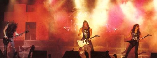 Metallica, back when they didn't suck (1986)